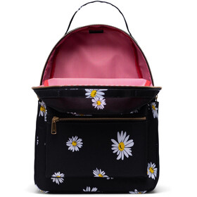 Herschel Nova Mid-Volume Backpack daisy black